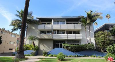 Santa Monica Condo/Townhouse For Sale: 519 California Avenue #203