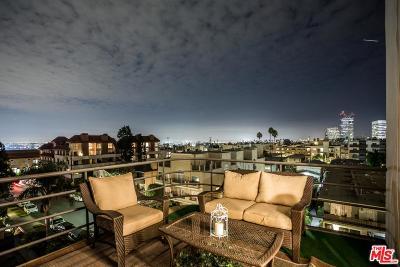 Los Angeles Condo/Townhouse For Sale: 1234 Granville Avenue #5