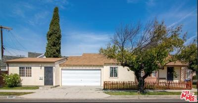 Los Angeles Single Family Home For Sale: 8929 Kramerwood Place