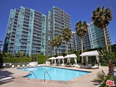 Marina Del Rey Rental For Rent: 13700 Marina Pointe Drive #509