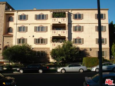 Los Angeles Condo/Townhouse For Sale: 5057 Maplewood Avenue #ph2