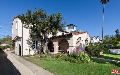 Los Angeles Single Family Home For Sale: 6661 Maryland Drive