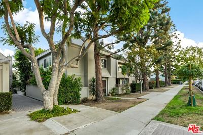 Santa Monica Condo/Townhouse For Sale: 2520 Arizona Avenue #8