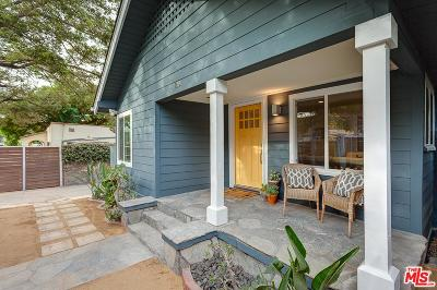 Los Angeles Single Family Home For Sale: 4119 Effie Street