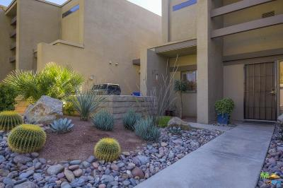 Palm Springs Condo/Townhouse For Sale: 1233 Tiffany Circle