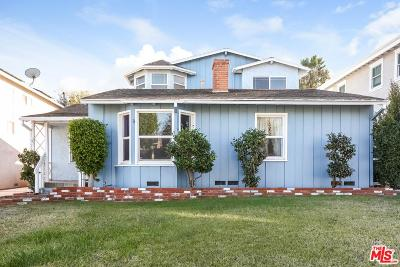 Los Angeles Single Family Home For Sale: 6128 West 75th Place