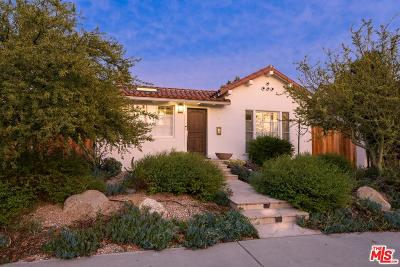 Los Angeles Single Family Home For Sale: 606 North Martel Avenue