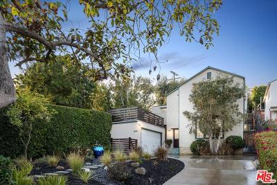 Santa Monica Single Family Home For Sale: 1807 Dewey Street