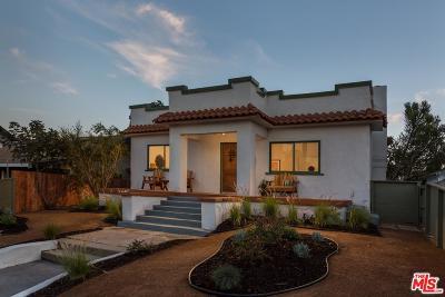 Los Angeles Single Family Home For Sale: 5328 Aldama Street
