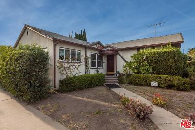 Los Angeles Single Family Home For Sale: 2149 Veteran Avenue