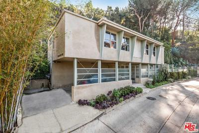 Beverly Hills Single Family Home For Sale: 9421 Lloydcrest Drive
