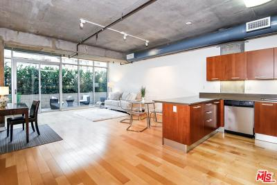 Los Angeles Condo/Townhouse For Sale: 645 West 9th Street #237