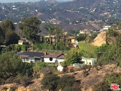 Los Angeles County Rental For Rent: 6111 Mulholland Highway