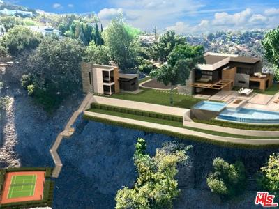 Beverly Hills Residential Lots & Land Sold: 13745 Mulholland Drive