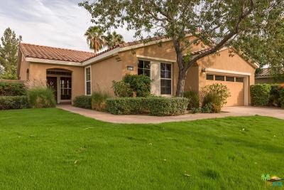 La Quinta Single Family Home For Sale: 60216 Poinsettia Place