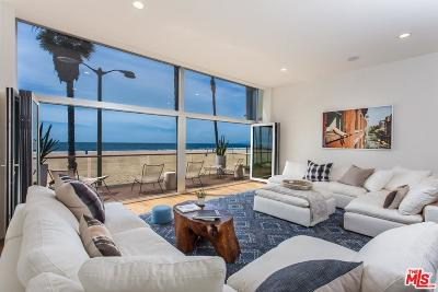 Single Family Home For Sale: 2811 Ocean Front