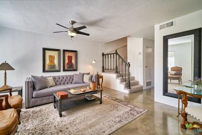 Palm Springs Condo/Townhouse For Sale: 324 West Santa Elena Road