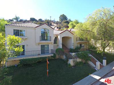 Woodland Hills Single Family Home For Sale: 21814 Ambar Drive