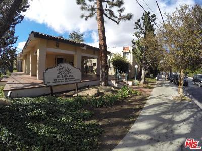 Tarzana Rental For Rent: 18307 Burbank Boulevard #237