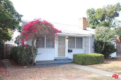 Los Angeles Single Family Home For Sale: 2557 Westwood Boulevard