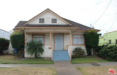 Los Angeles CA Single Family Home For Sale: $435,000