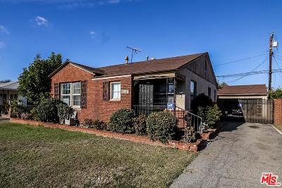 Downey Single Family Home For Sale: 8217 Adoree Street