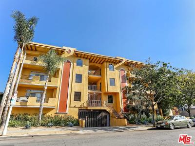 Los Angeles Condo/Townhouse For Sale: 850 North Hudson Avenue #305