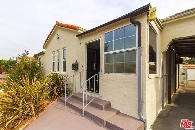 Los Angeles Single Family Home For Sale: 2022 South Curson Avenue