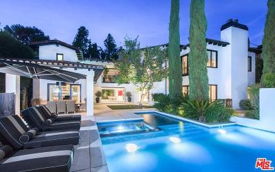 Los Angeles County Single Family Home For Sale: 1249 North Doheny Drive