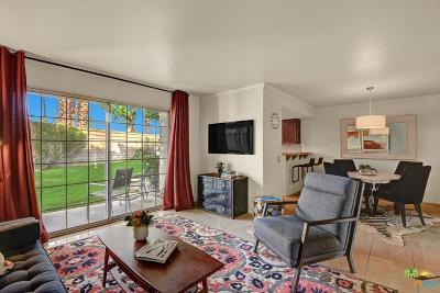 Palm Springs Condo/Townhouse For Sale: 2001 East Camino Parocela #M89
