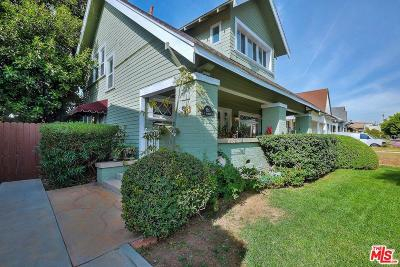 Los Angeles Single Family Home For Sale: 105 North St Andrews Place