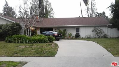 Los Angeles County Single Family Home For Sale: 23454 Ladrillo Street