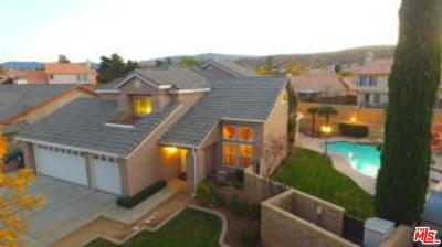 Palmdale Single Family Home For Sale: 40047 Lloyds Court