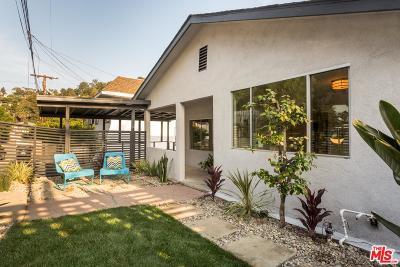 Los Angeles Single Family Home For Sale: 3910 Fernwood Avenue
