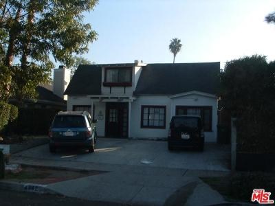 Studio City Single Family Home Sold: 4042 Denny Avenue
