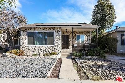 Culver City Single Family Home For Sale: 11120 Orville Street