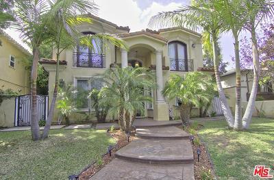 Santa Monica Single Family Home For Sale: 2307 Ashland Avenue