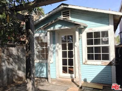 Single Family Home For Sale: 2306 Ocean Avenue