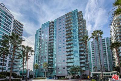 Marina Del Rey Condo/Townhouse For Sale: 13650 Marina Pointe Drive #309