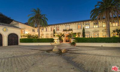 Beverly Hills Single Family Home For Sale: 75 Beverly Park Lane