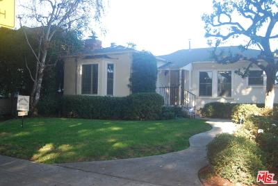 Santa Monica Single Family Home For Sale: 2523 22nd Street