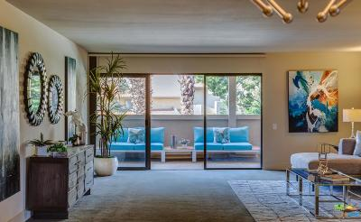 Palm Springs Condo/Townhouse For Sale: 2696 South Sierra Madre #A19