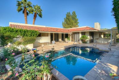 Rancho Mirage Single Family Home For Sale: 58 Dartmouth Drive