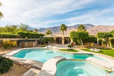 Palm Springs Single Family Home For Sale: 1964 South Barona Road