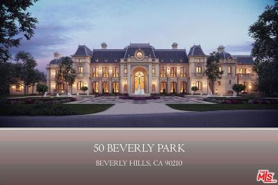 Los Angeles County Residential Lots & Land For Sale: 50 Beverly Park Way