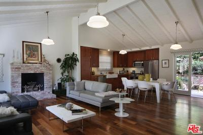 Single Family Home For Sale: 2850 Nichols Canyon Road