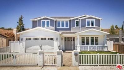 Single Family Home For Sale: 12433 Kling Street