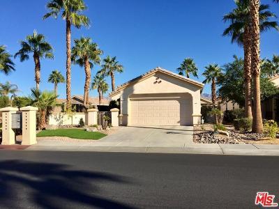 Palm Desert Single Family Home For Sale: 78512 Glastonbury Way