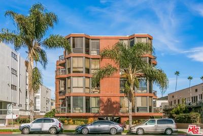 Santa Monica Condo/Townhouse For Sale: 1033 Ocean Avenue #304