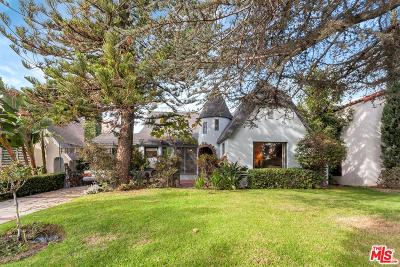 Single Family Home For Sale: 1307 South Orange Grove Avenue